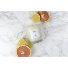 Load image into Gallery viewer, HYP RESTORE Candle - Grapefruit, Lemon, Bergamot and Frankincense - Nursery Edit