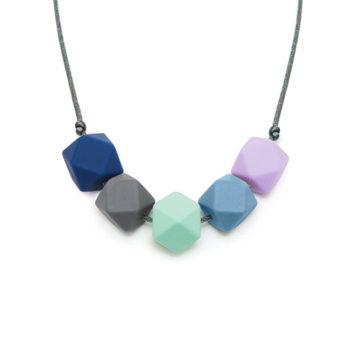 Lara & Ollie Seren Teething Necklace - Kokoso X Lara & Ollie - Nursery Edit