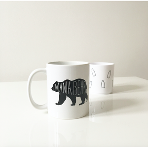 Mama Bear Mug - Nursery Edit