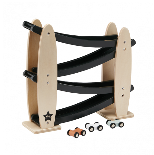 Kids Concept Wooden Car Track