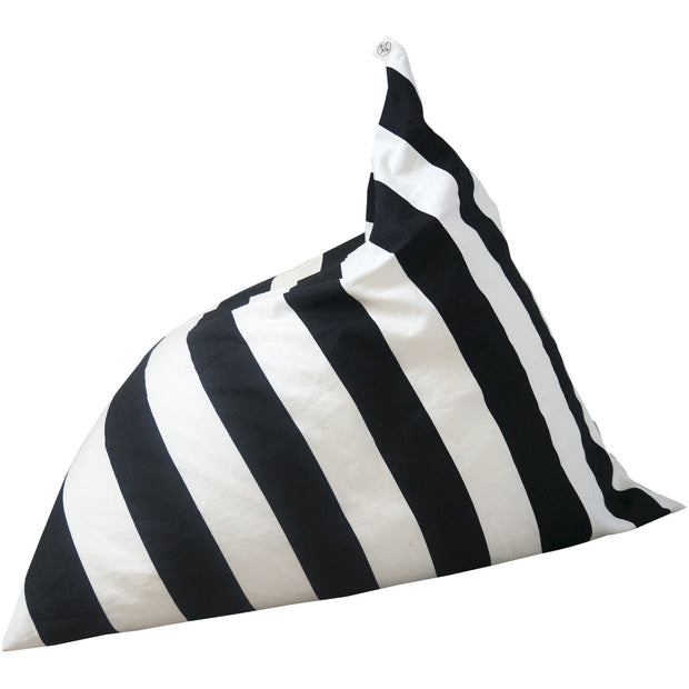 Wildfire Teepees Stripe Pyramid Bean Bag - Nursery Edit