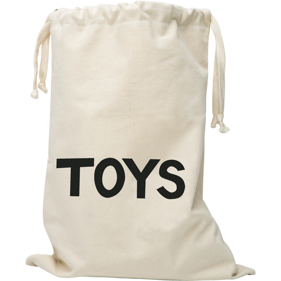 Tellkiddo Small Fabric Storage Bag - TOYS