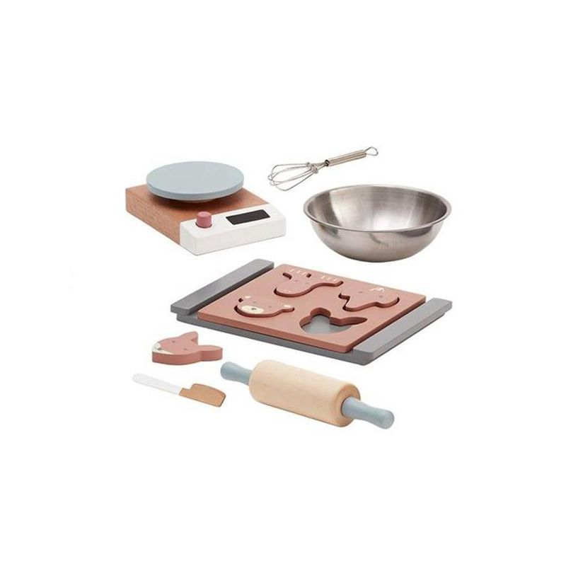 Kids Concept Wooden Baking Set