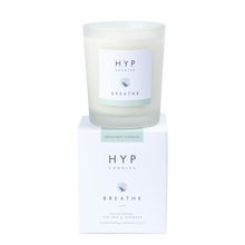 Load image into Gallery viewer, HYP BREATHE Candle - Eucalyptus, Tea Tree & Lavender - Nursery Edit