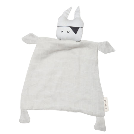 Hooded Towel Cape Bear - Icey Grey