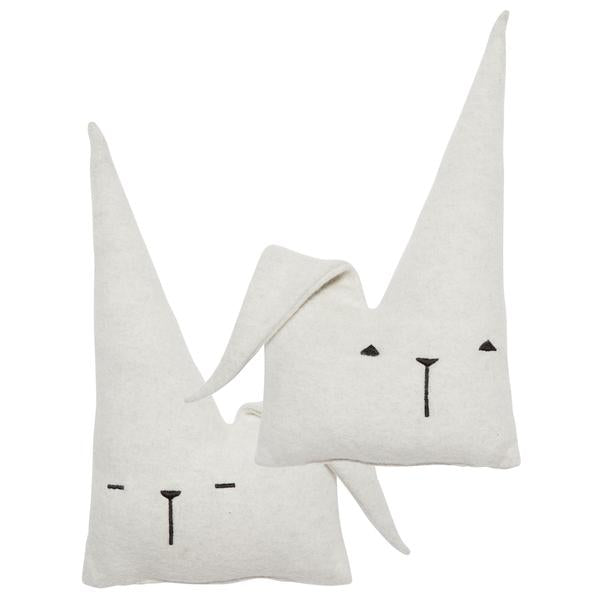 Fabelab Travel Bunny Friend Cushion