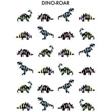 Load image into Gallery viewer, Wonder & Rah Dino-Roar Print A3 - Nursery Edit