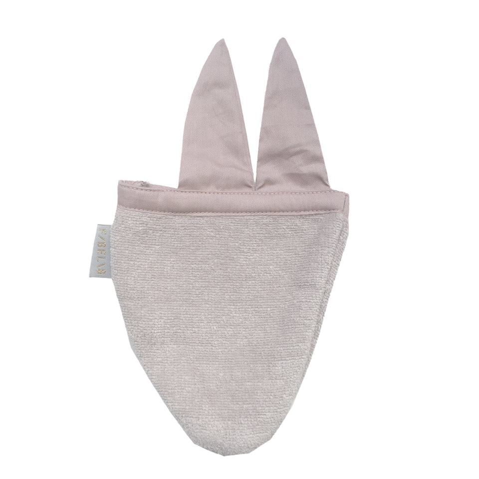 Fabelab Animal Bath Mitt - Bunny