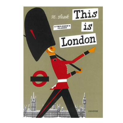 This is London Book - Nursery Edit