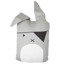 Load image into Gallery viewer, Fabelab Animal Cushion Pirate Bunny - Nursery Edit