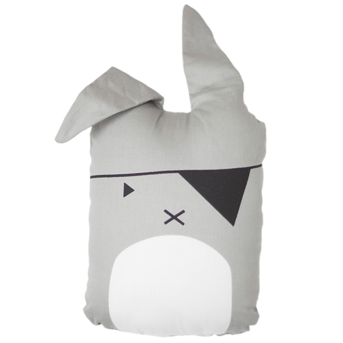 Fabelab Animal Cushion Pirate Bunny - Nursery Edit