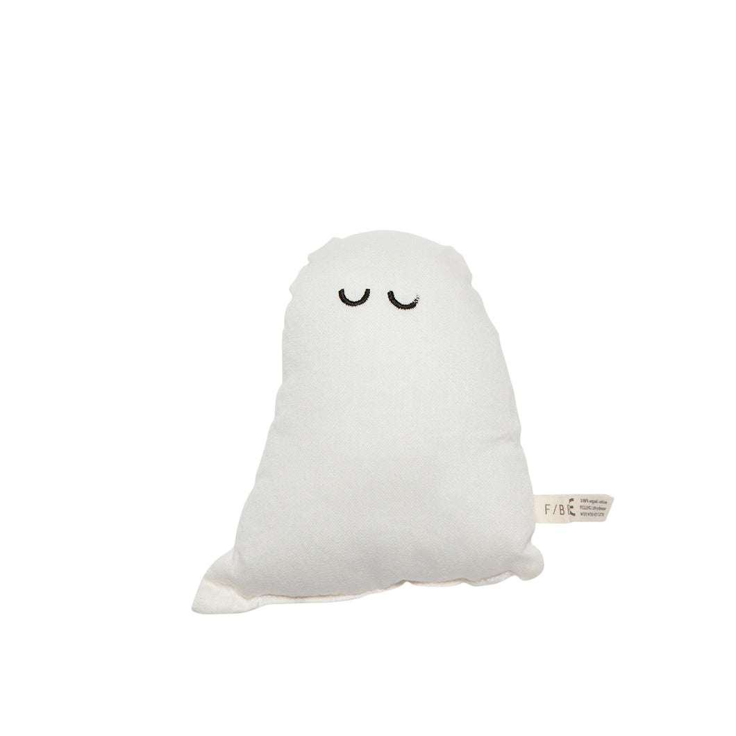 Fabelab Sleepy Ghost Rattle - Nursery Edit