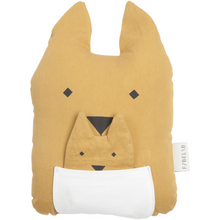 Load image into Gallery viewer, Fabelab Animal Pillow Cushion Kangaroo & Joey - Nursery Edit