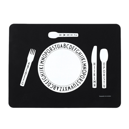 Melamine Number Counting Triangle Snackplate