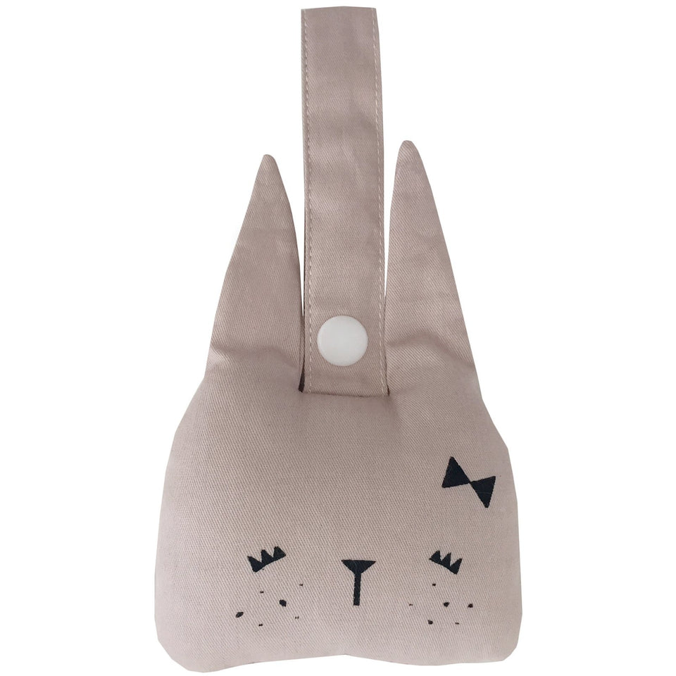 Fabelab Animal Rattle Bunny