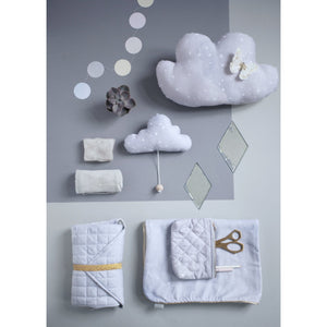 Fabelab Swaddle Icey Grey - Nursery Edit