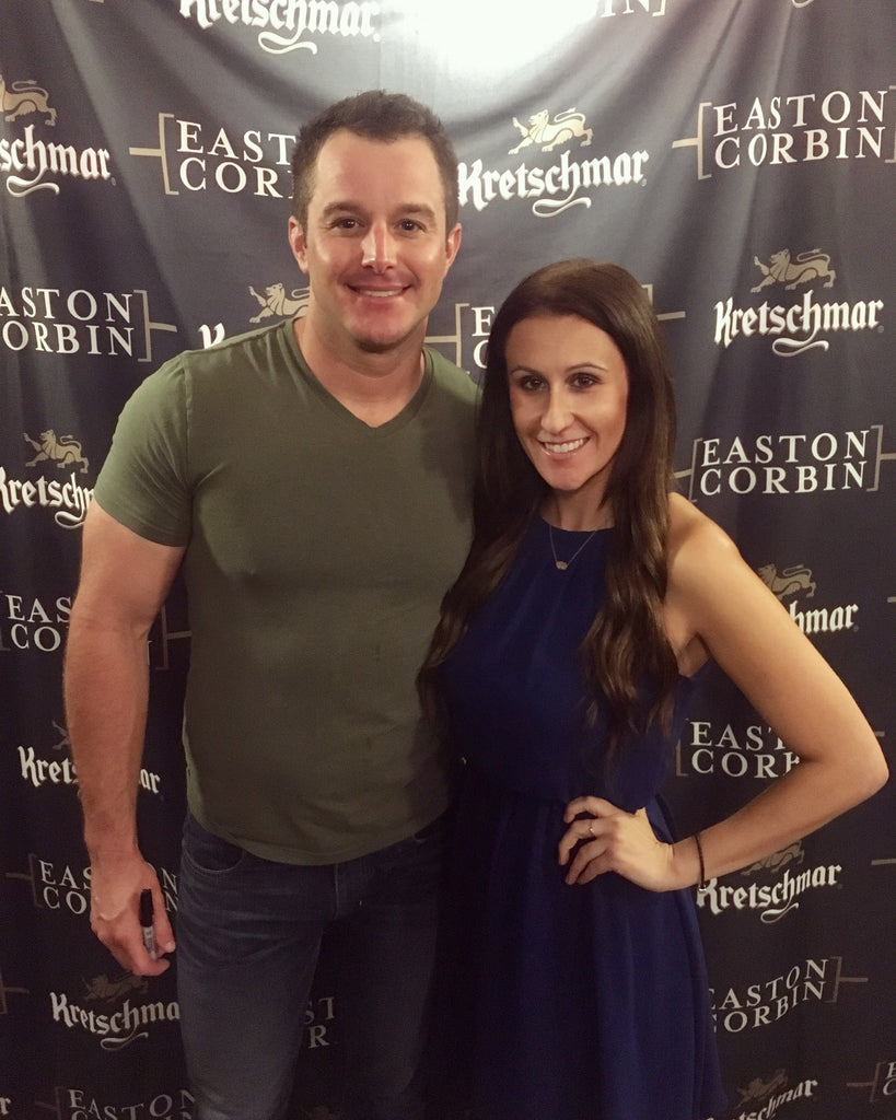 Meet and Greet | Easton Corbin