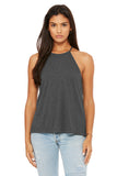 Flowy High Neck Tank