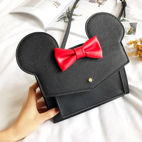 Minnie Mouse Inspired Purse