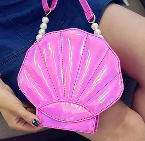 Mermaid Shell Purse