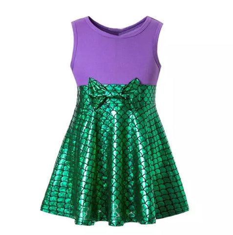 Mermaid Kids Dress