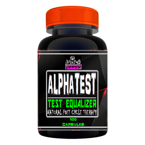 ALPHATEST Advanced Natural PCT x 100 capsules
