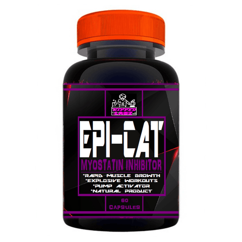 EPI-CAT Epicatechin (60 x 500mg capsules)