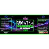 GROWTH+ Natural Growth Complex (90 Tablets)