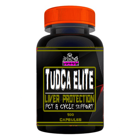 TUDCA ELITE (100 capsules x 300mg)