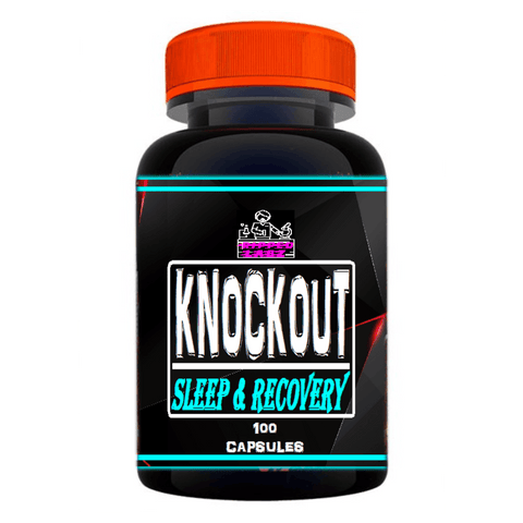 Knockout Advanced Sleep Recovery (100 Capsules)