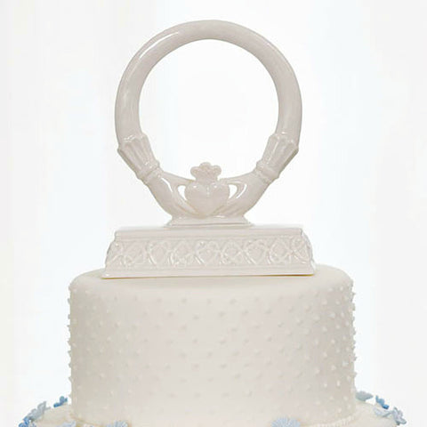 Celtic Claddagh Cake Topper