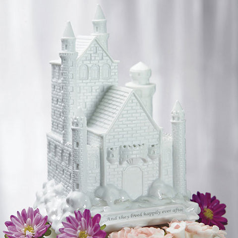 Fairy Tale Castle Cake Topper