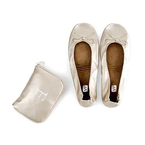 Bridesmaid Ballet Flats