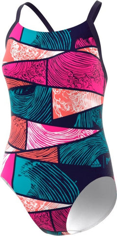 Womens Parley Adidas All Over Print One Piece