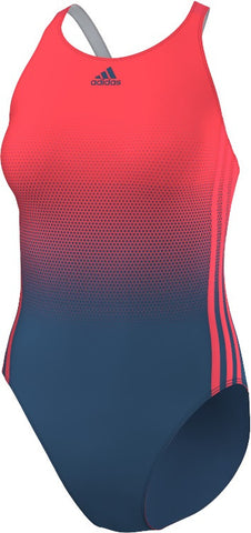 Infinitex + PULSE, adidas 3 stripe performance womens swimwear