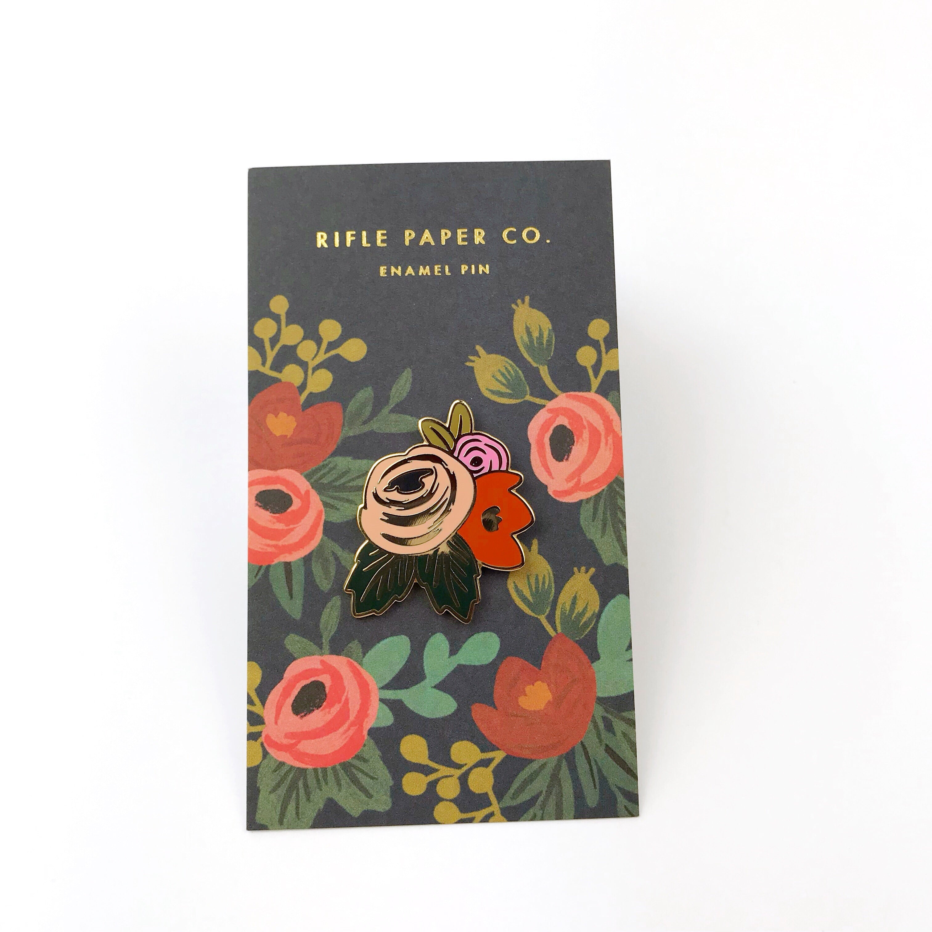 Rifle Paper Co. Enamel Pins