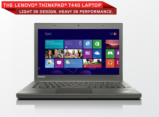 Lenovo Thinkpad T440 Refurbished on Sale Canada