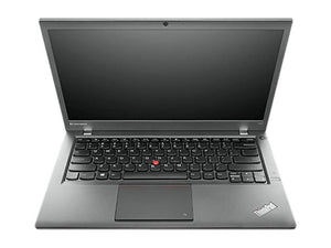 "Lenovo Thinkpad T440s Ultrabook,14.0"" HD+ IPS, Intel Core i5 4300U (1.9GHz), 128SSD, 12GB RAM, (Black), Window 10 Professional x64"