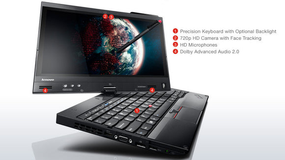 Lenovo ThinkPad x230t Refurbished 12