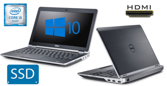 Dell Latitude E6230 Laptop 12