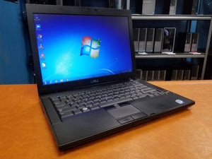 "Dell Latitude E6400 14.1"" LED - Dell Certified - 4GB RAM - 160GB HDD - Windows 10 Pro Intel Core 2 Duo 4GB RAM DVDRW Notebook WiFi"