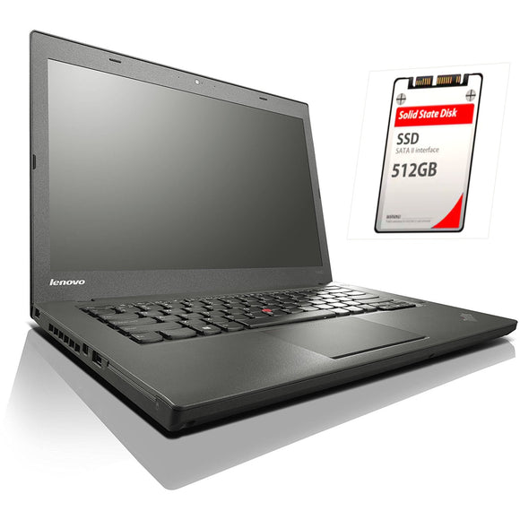 t440 i7 refurbished 512gb ssd intel lenovo thinkpad ultrabook