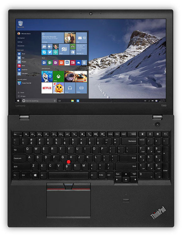 Lenovo ThinkPad T560 Enterprise Ultrabook | 15.6