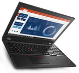 "Lenovo ThinkPad T560 Enterprise Ultrabook | 15.6"" LED-backlit HD 