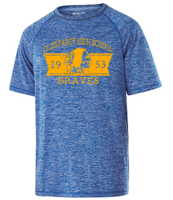 Olentangy Braves Performance Tee - Youth and Adult