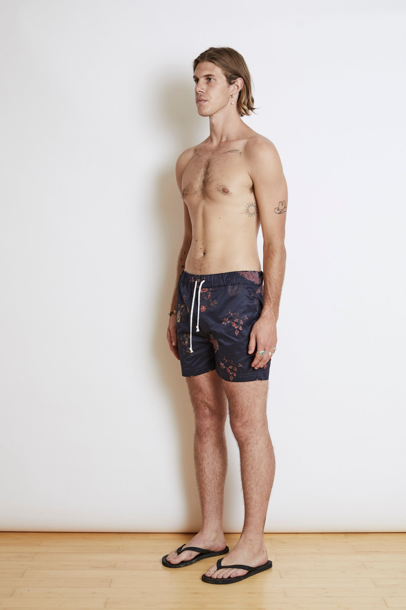 Cody Simpson short