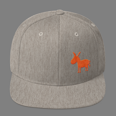 The Flat Ass Hat - Wool Blend – The Old Mare 1ae36b11b696