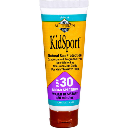 All Terrain Kid Sport Sunscreen Spf 30 - 1 Oz - Zoja Kid