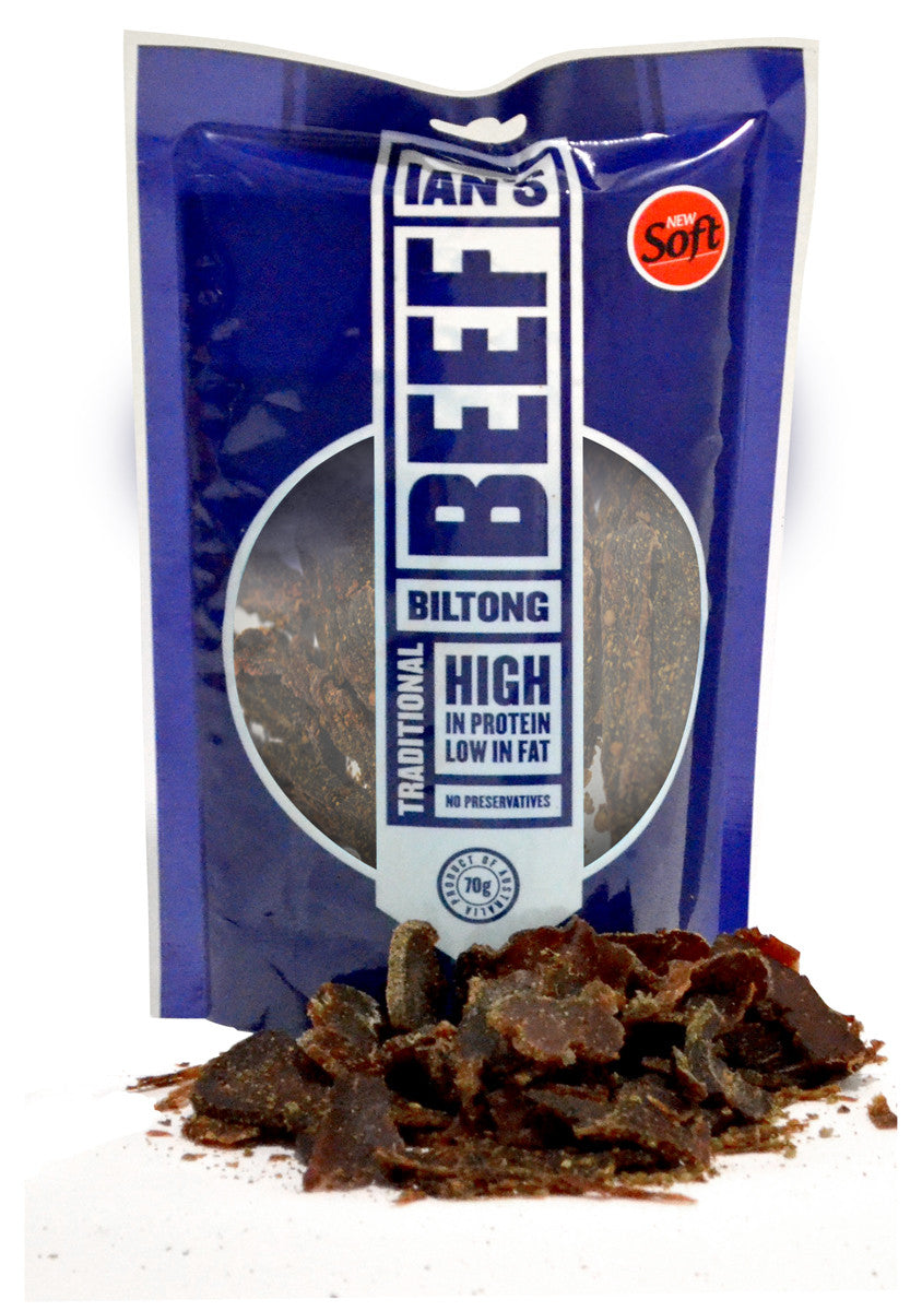 Traditional Sliced Biltong