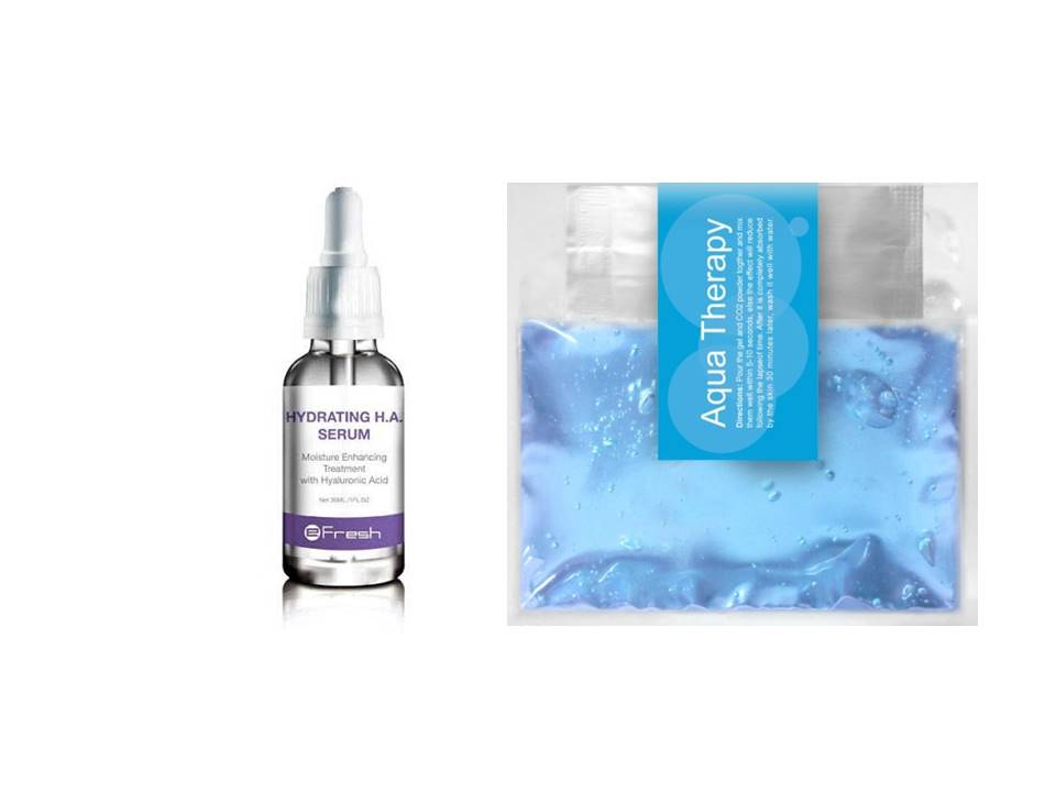Aqua Co2 + HA Serum Bundle